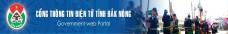 Cổng thông tin điện tử tỉnh Đắk Nông